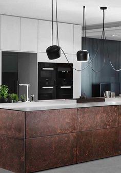 Lofts, Interior Architecture, Kitchen Design, Bathtub, Home And Garden, Bathroom, Liquid Metal, Kitchens, Store