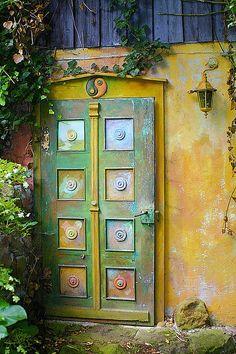 Uli's Door