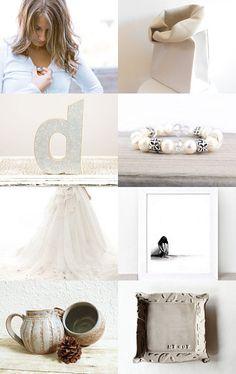 A jewelry by NaLa Etsy treasury ... https://www.etsy.com/treasury/NzQ0NzM5M3wyNzI1MDA0NTM0/drab-chic #white #home #jewelry #fashion #shopping