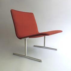 Vitsoe, Dieter Rahms —602 easy chair (1960)