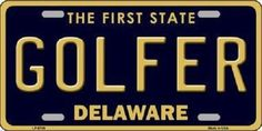 Novelty License Plates, Gaming Tips, Delaware, Check It Out, Vanity, Collections, Tags, Store, Dressing Tables