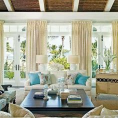 Costal Living Room