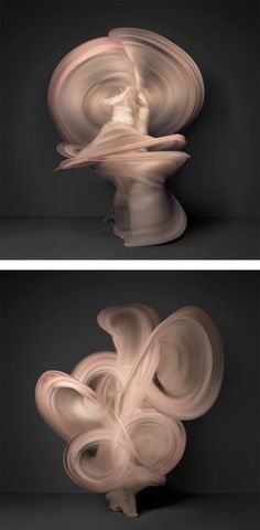 beautiful portrait of a dancer....Nude: Photo Series by Shinichi Maruyama #photography #Motion #art