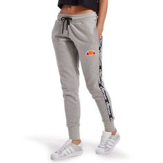 Ellesse Tape Fleece Pants - find out more on our site. Find the freshest in trainers and clothing online now.
