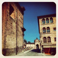 Amandola in Italy