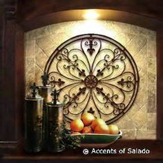 Old World Tuscan Wall Decor - Bing Images