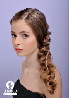 ESSENTIAL p/e16  #acconciatura #wedding #style #hair #bride #capelli #dmood