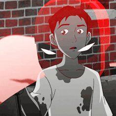 mine robin *gif dc comics jason todd Red Hood batman: under the red hood what is photoshop *butrh
