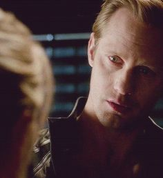 These two are fucking killing me! True Blood season 7. Eric and Sookie need to get back together!