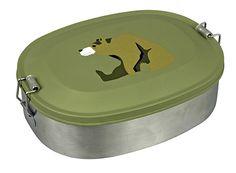 Lunchbox Brown Bear