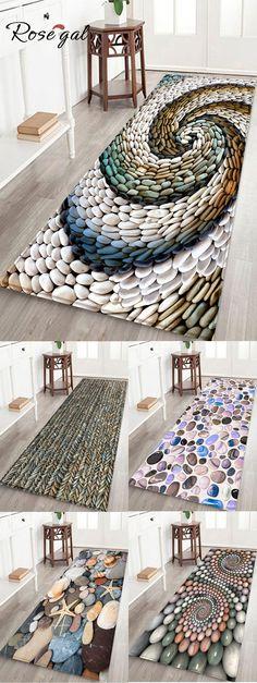 Australian Shepherd Husky Blue Merle Bathroom Carpet Floor Rugs On