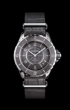 CHANEL - Watchmaking - J12 CHROMATIC