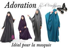 Comment choicir le jilbab idéal pour la mosquée ? How to choose the perfect jilbab for the mosque? #jilbab #best #abaya #modestfashion #modestwear #muslimwear #jilbabi #outfit #hijabi #hijabista #long #dress #mode #musulmane #Mosque