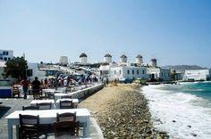 Mykonos | Greece Santorini, Mykonos Greece, Street View, Beautiful, European Travel, Greece, Santorini Caldera