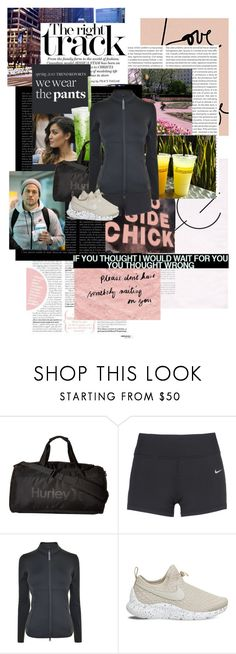 """""""RESTART."""" by cocobuttah ❤ liked on Polyvore featuring Oris, All Tomorrow's Parties, Whiteley, Hurley, NIKE and adidas"""
