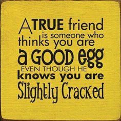 Funny friendship quote
