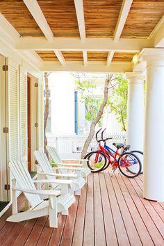 Amanda's blog post on Cottages of Seaside, Florida (  between Panama City Beach and Destin ) Heavenly!!