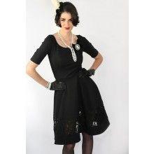 Gatsby Dress - $229.00-Kitten D'amore