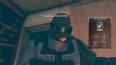 My friend played Rainbow 6 for the first time... https://www.youtube.com/watch?v=jpfob3XRNQs&feature=youtu.be