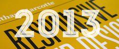 Las tendencias en diseño web para 2013