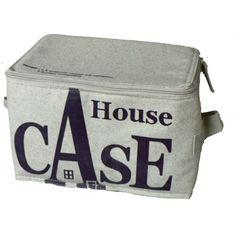 House Case Flannel Gris Clair