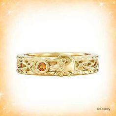 K.uno Lion King Ring