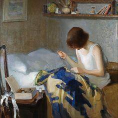 Seamstresses in Fine Art