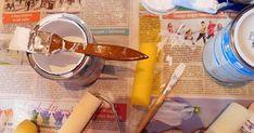 Blog vintage lakberendezésről, bútorfelújításról, életmódról. Mi szürcsülve isszuk a szörpöt. Chalk Paint, Painted Furniture, Diy And Crafts, House Design, Mini, Painting, Vintage, Fal, Home Decor
