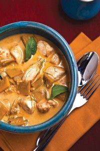 Chiang Mai Curry Restaurante Mestiço Chef Ida de Abreu