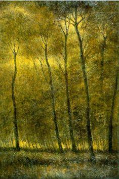 Watercolour Painting, Watercolors, Moonlight Painting, Baron, Landscape Art, Art World, Impressionism, Hungary, Europe