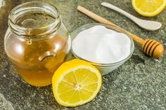 DIY- Rezept für eine Natron-Gesichtsmaske - 4 einfache Zutaten pflegen und nähren die Haut ...