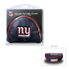 Show your personality with the putter cover that represents the team that you love. Vibrant team colors accent the embroidered team logo. The soft cloth lining keeps your putter safe from dings and scratches. Serious protection for your mallet p. Vans New York, New York Giants Football, Golf Lessons, Golf Humor, Nfl Sports, New England Patriots, Brand Names, Club, Cover