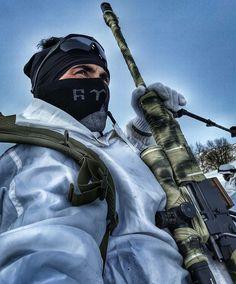 Turkey Mountain Commando and National Expert Sniper Rifle (JNG-90) JMK BORA-12