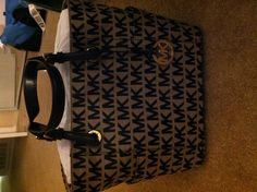 My 1st ever micheal kors purse! Love my hubby!