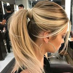 """4,787 Likes, 20 Comments - ➡ Woman's Fashion ⬅ (@fashionellesse) on Instagram: """"Beautiful #hairstyle ☺🌟☺🌟 Yes or No? . . . . #love #instagood #me #tbt #cute #follow #followme…"""""""