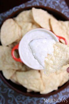 Vegan queso blanco