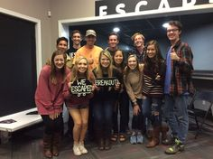 This group from the Aggie Gamma Phi Beta sorority escaped from Breakout in 54 minutes! Thank you for letting us host your event!