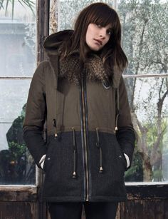 Manteau hiver caroll 2019