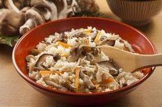 おすすめ舞茸レシピ: 炊き込みご飯、味噌汁、卵とじ汁、豆腐ステーキ きのこあんかけ、