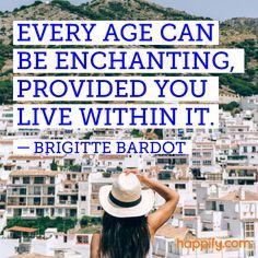 The Way to Preserve Your Youth Isn't an Eye Cream - Brigitte Bardot
