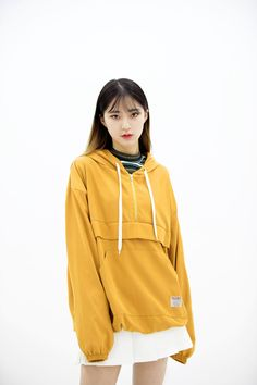 Zip-Front Hoodie | MIX X MIX | Shop Korean fashion casual style clothing, bag, shoes, acc and jewelry for all