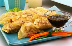Experience the new Del Monte Philippines site, where you will find inspirations for a better life, from health to relationships, in the kitchen and beyond. Del Monte Recipes, Japanese Gyoza, Light Recipes, Kitchenomics Recipe, Asian Recipes, Philippines, Appetizers, Cooking Recipes, Yummy Food