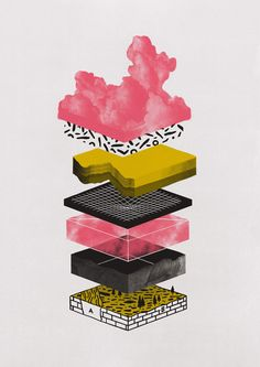 LAYERS OF NEEDS by Sandra Milanovic → Limited edition (100pcs) →…