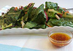 My new salad dressing: Spicy Korean