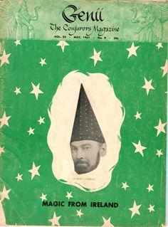 "genii: the conjuror's magazine (1961) - ""magic from ireland"""