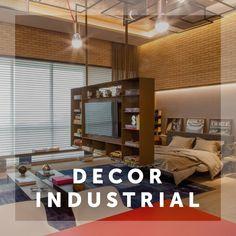 Industrial, Decor, Decoration, Industrial Music, Decorating, Deco