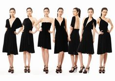 Love these dresses.  I'll have to make one... or two... or many.