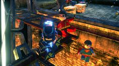 LEGO.com VideoGames Was gibt's Neues - LEGO® Batman™ 2: DC Super Heroes - Über das Spiel - Was gibt's neues - Xbox 360