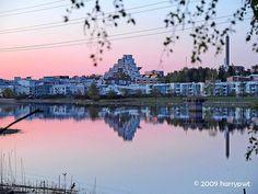 Pikku Huopalahti Visit Helsinki, Interesting History, Beautiful Buildings, Capital City, Finland, Summer Time, River, Google, Modern