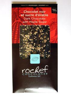 Rochef Chocolatier With Maple Sugar